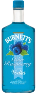 Burnett's Vodka Blue Raspberry 1.75l
